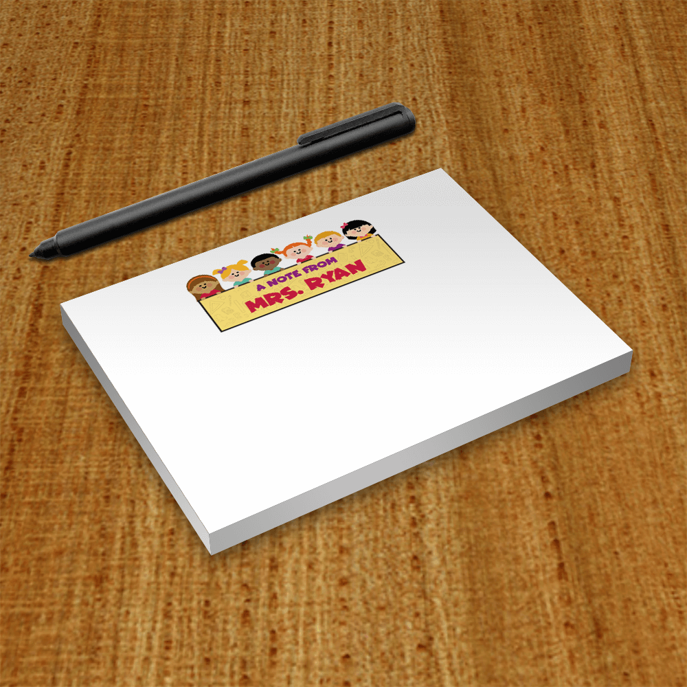 Teacher Gift Sticky Notes Product Preview