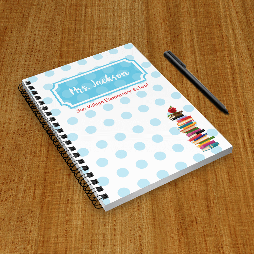Teacher Gift Journals Product Preview