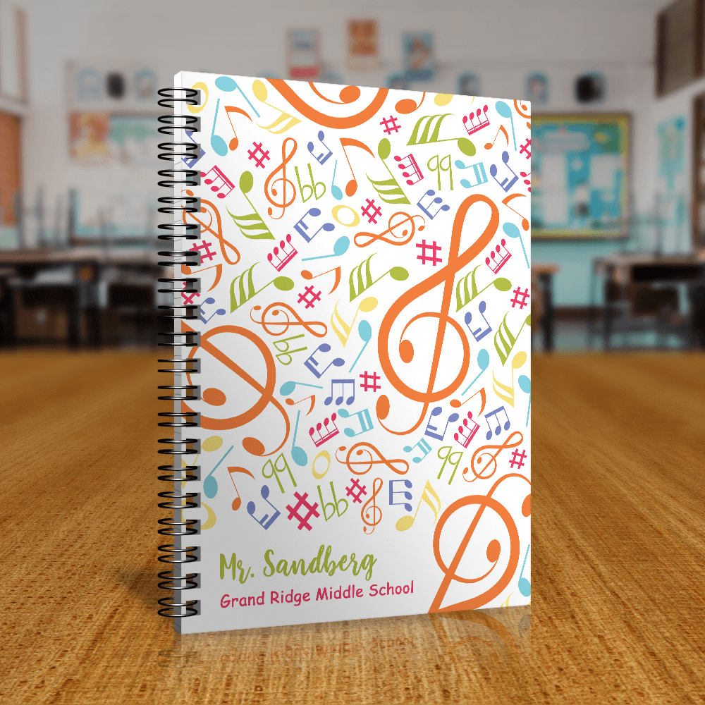 Teacher Gift Journals Product Preview 2