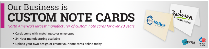 business note cards - Note Cards Online