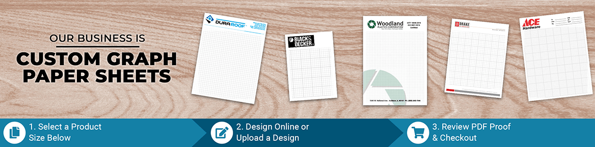 Custom Graph Paper Sheets