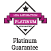 spiral notebook platinum gurantee icon