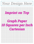 10 sq/in Cartesian