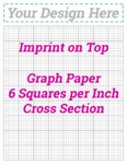 6 Cross Section sq/in