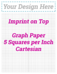5 sq/in Cartesian