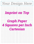 4 sq/in Cartesian