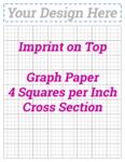 4 Cross Section sq/in