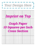 10 Cross Section sq/in