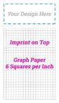 6 Squares per Inch