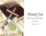 Bible & Cross-Inside Option 4