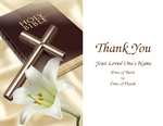 Bible & Cross-Inside Option 10
