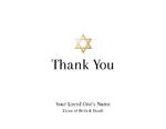 Gold Star of David-Inside Option 3