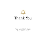 Gold Star of David-Inside Option 3