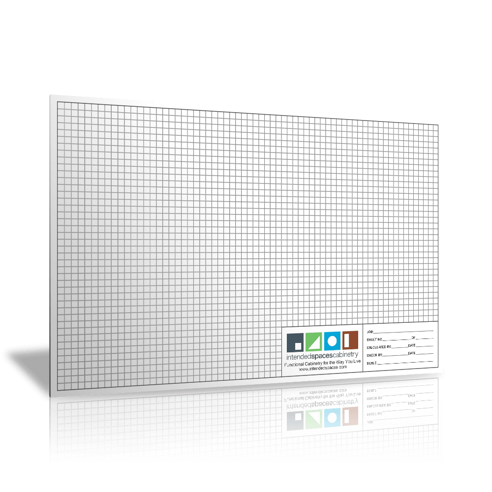 11 x 17<br> Graph Pads