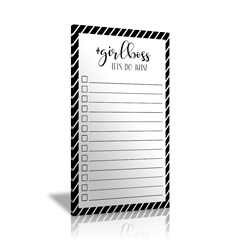 "4"" x 7"" Custom Notepads"