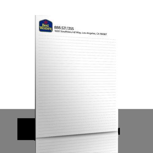 Budget Notepad