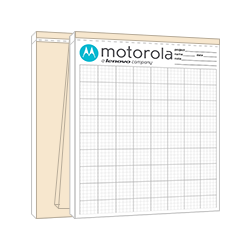 Graph Pads with Cover 8.5 x 11.75
