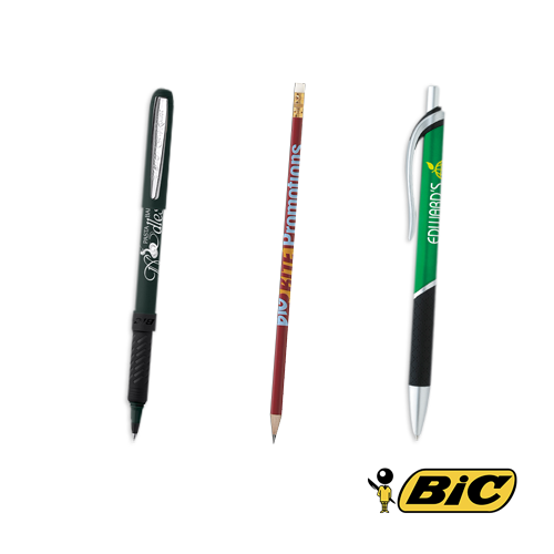 Custom Bic Pens and Pencils