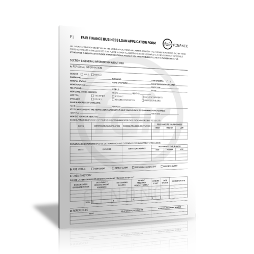 Recycled Business Form Pads