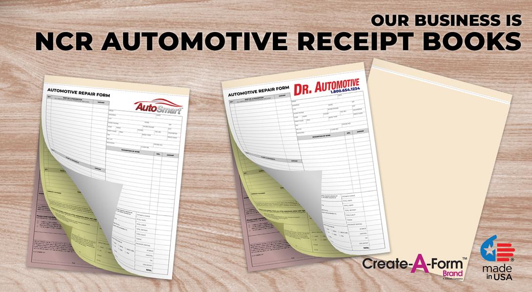 automotive invoices