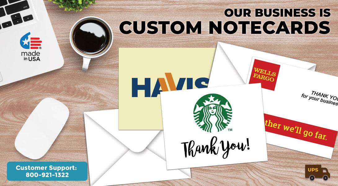 Custom Note Cards
