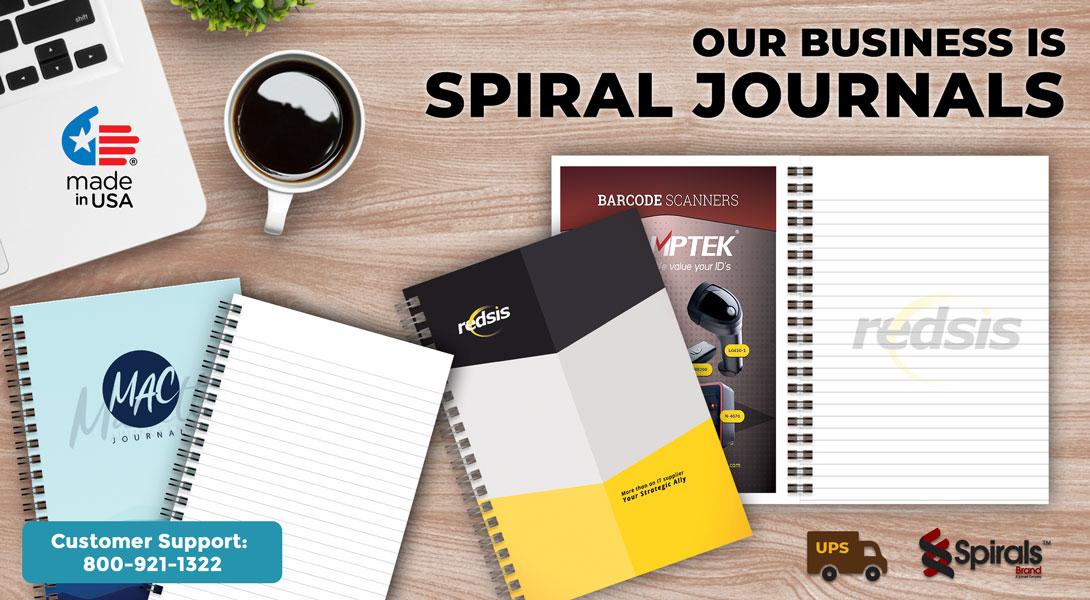 custom journal notebooks