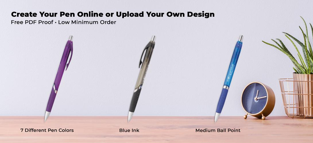 Custom Epiphany Pens