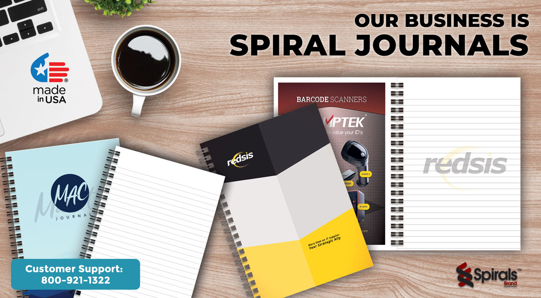 bound custom journals