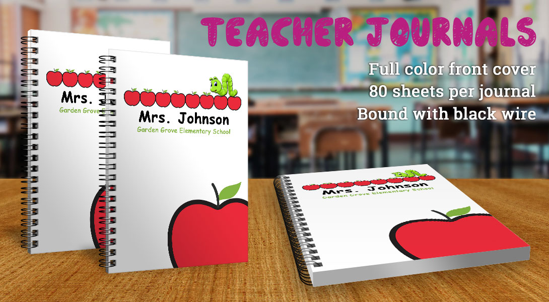 Teacher journals