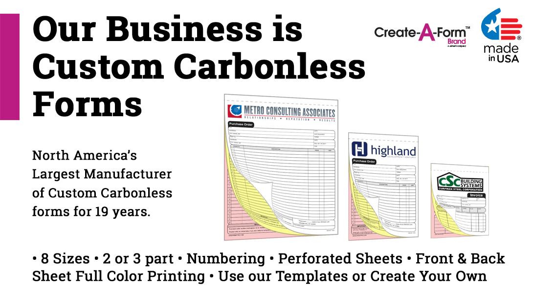 no carbon forms